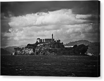 Alcatraz Canvas Print by Ralf Kaiser