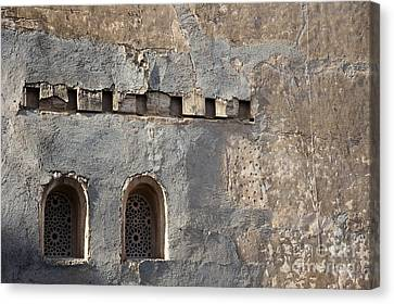 Alhambra Wall Canvas Print