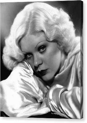 Alice Faye, Ca. Mid-1930s Canvas Print by Everett