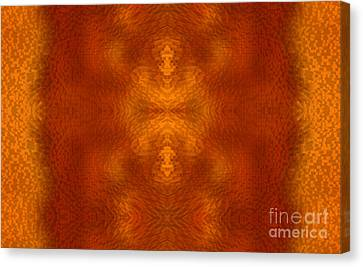 Alien Within Canvas Print by Bruce Stanfield