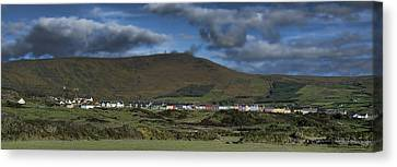 Canvas Print featuring the photograph Allihies Ireland by Hugh Smith