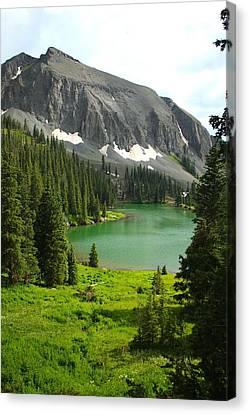 Alta Lake Colorado Canvas Print