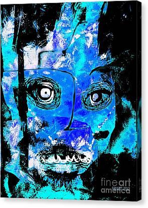 The Followers Canvas Print - Alter Call by Fania Simon