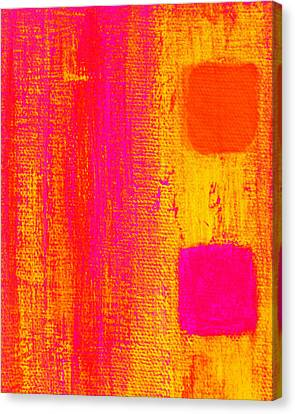 Alternate Feelings Canvas Print by James Mancini Heath