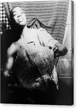 Alvin Ailey 1931-1989, Dancer Canvas Print by Everett