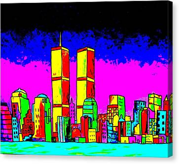 Always Remember Canvas Print by Mike OBrien