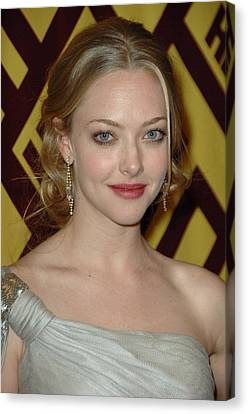 Amanda Seyfried At Arrivals For After Canvas Print by Everett