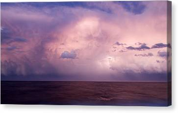 Amazing Skies Canvas Print by Stelios Kleanthous