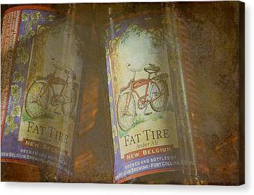 Amber Ale Canvas Print by Jan Amiss Photography