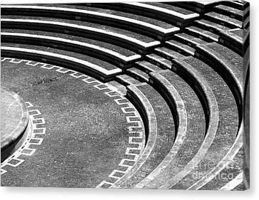 Amphitheatre Canvas Print by Gaspar Avila