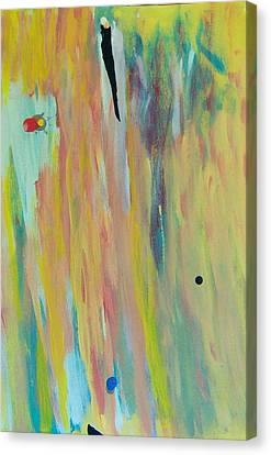 An Ascension Canvas Print by Helene Henderson