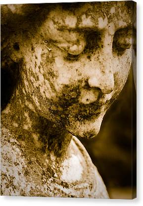 Angel Face Canvas Print