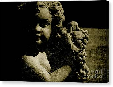 Angelina My Little Angel Canvas Print by Susanne Van Hulst