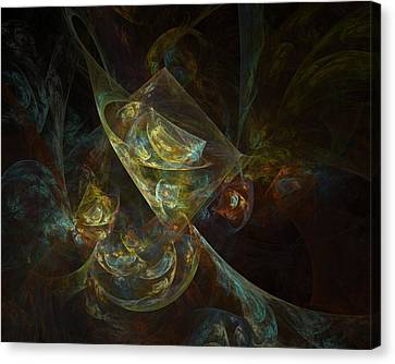 Angels Breath Canvas Print by Christy Leigh