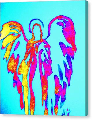 Angels Of Light Canvas Print