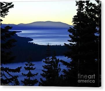 Angora Ridge Canvas Print by Mitch Shindelbower