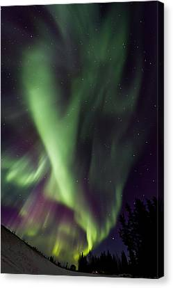 Anhcor To The World Canvas Print by Maik Tondeur