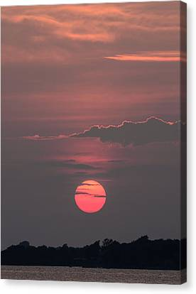 Another Day Down Canvas Print by Mark Papke