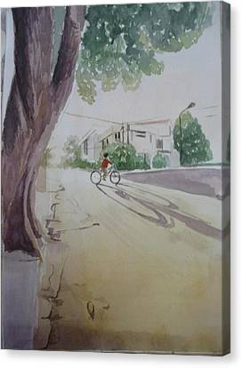 Another Day Has Passed. Canvas Print by Vuong Anh Tuan