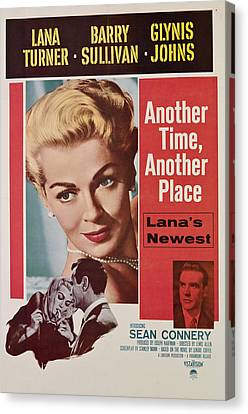 Another Time, Another Place, Top, Lana Canvas Print
