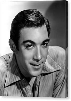 Anthony Quinn, 20th Century-fox, 1940s Canvas Print