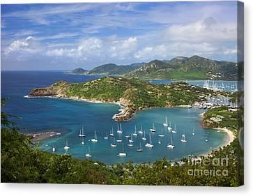 Antigua Canvas Print by Brian Jannsen