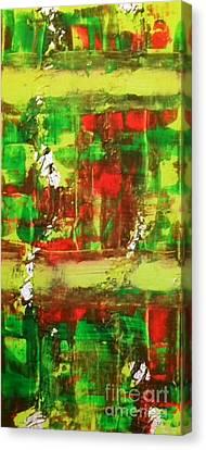 Apartment 720 Canvas Print