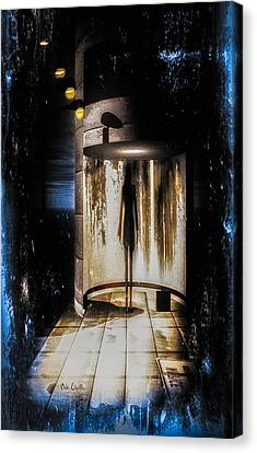 Apparition Canvas Print by Bob Orsillo