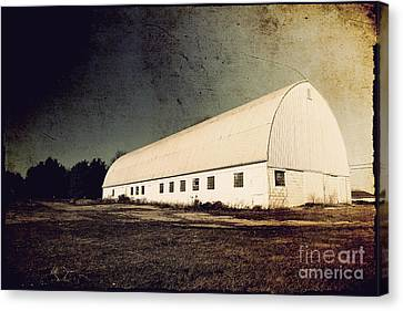 Appleton Barn Canvas Print by Joel Witmeyer