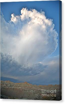 Approaching Storm  Canvas Print by Chris Brewington Photography LLC