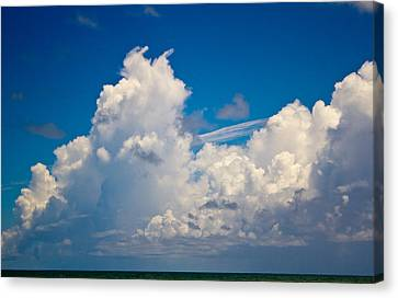 Approaching Storm Iv Canvas Print