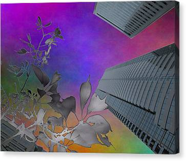 Nature Center Canvas Print - Arbor Dreaming by Tim Allen