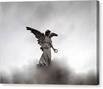Armless Angel Canvas Print