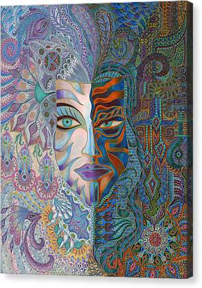 Aroalba  Canvas Print