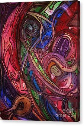 Art Festival Canvas Print
