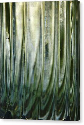 Canvas Print featuring the photograph Art Glass 1 by Gerald Strine