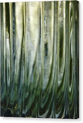 Art Glass 1 Canvas Print by Gerald Strine