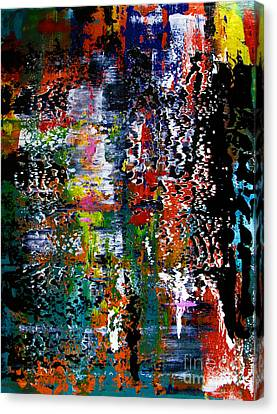 Artifact 15 Canvas Print by Charlie Spear