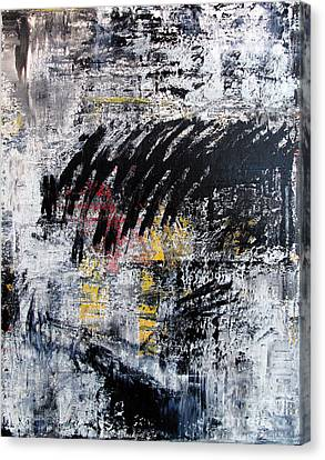 Artifact 4 Canvas Print by Charlie Spear