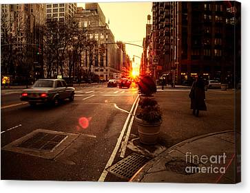 As It Does.. Canvas Print