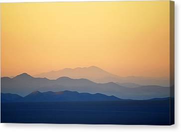 Atacama Hills Canvas Print by Jmalfarock