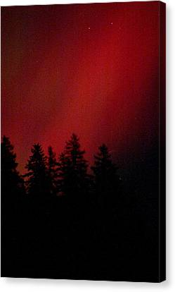 Aurora 02 Canvas Print by Brent L Ander