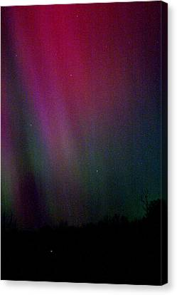 Aurora 03 Canvas Print by Brent L Ander