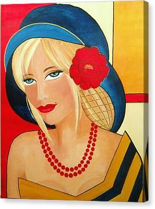 Aurora Canvas Print by Camelia Apostol