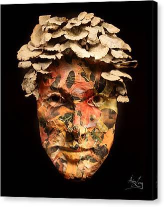 Autumn Canvas Print by Adam Long