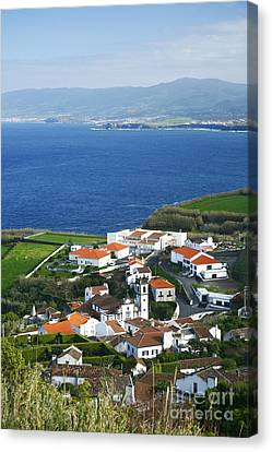 Azores Canvas Print