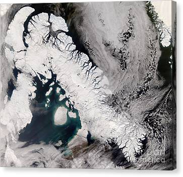 Baffin Island Canvas Print