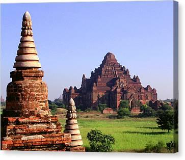 Bagan Temple Canvas Print