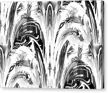 Balatron No.3 Canvas Print by Danny Lally