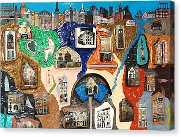 Baltimore Canvas Print